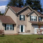 The Incredible Deerfield Model with a Nice Brick Accent! Now Coming to Kent County!